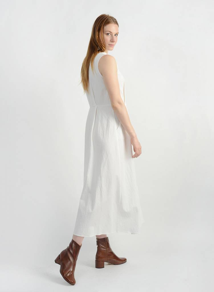 Jubilee Dress - Off White