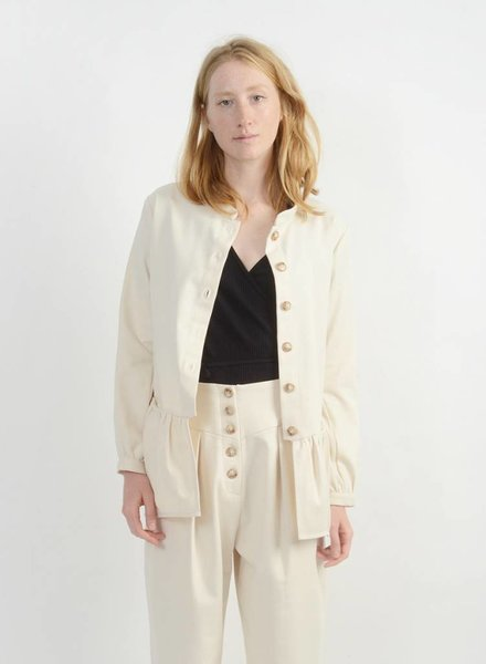 Canvas Jacket - Natural
