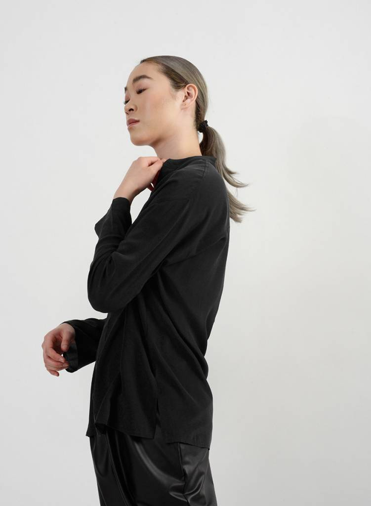 Avery Blouse - Black