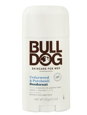 Bulldog Bulldog Deodorant Patchouli and Cedarwood