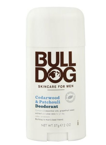 Bulldog Bulldog Deodorant Patchouli and Cedarwood