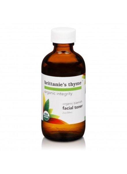 Brittanie's Thyme Organic Blemish Toner