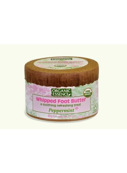 Organic Essence Organic Essence Peppermint Foot Cream