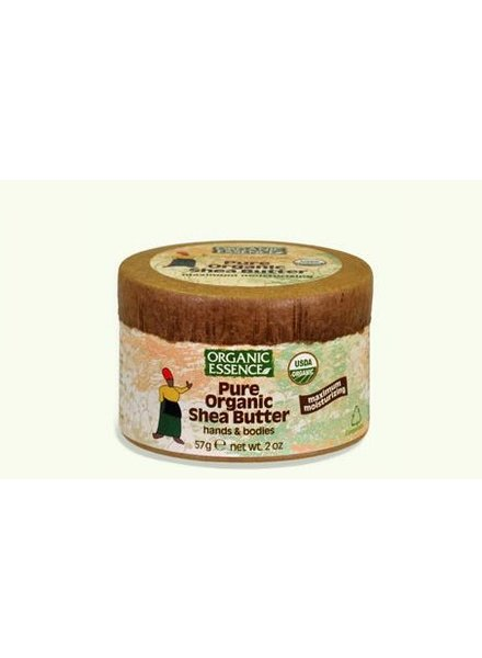 Organic Essence Organic Essence Pure Shea 4oz