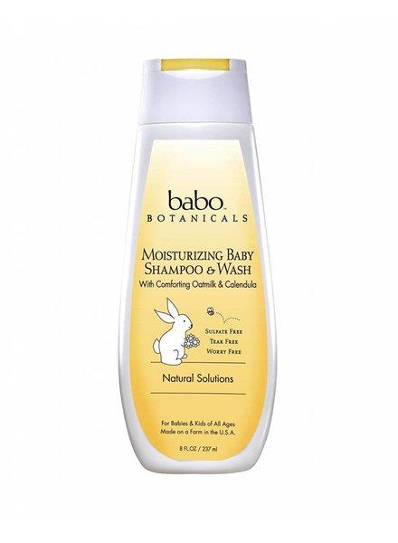 Babo Baby Shampoo Oatmilk Calendula