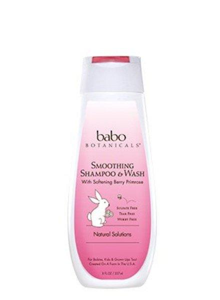 Babo Babo Detangling Shampoo Berry Primrose
