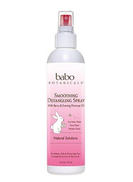 Babo Babo Instantly Smooth Detangler  Berry Primrose