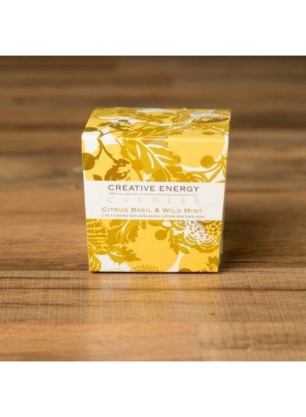 Creative Energy Creative Energy Citrus Basil Large