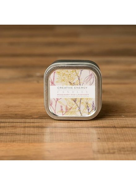 Creative Energy Creative Energy Rosemary and Lavender Tin