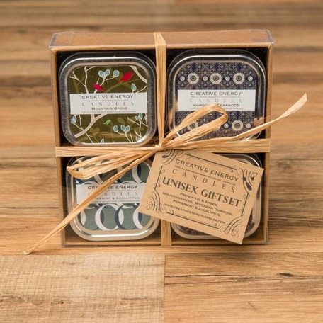 Creative Energy Unisex Gift Set