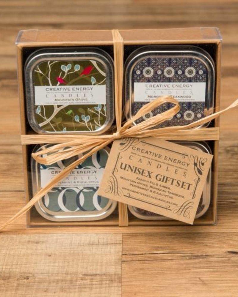 Creative Energy Creative Energy Unisex Gift Set
