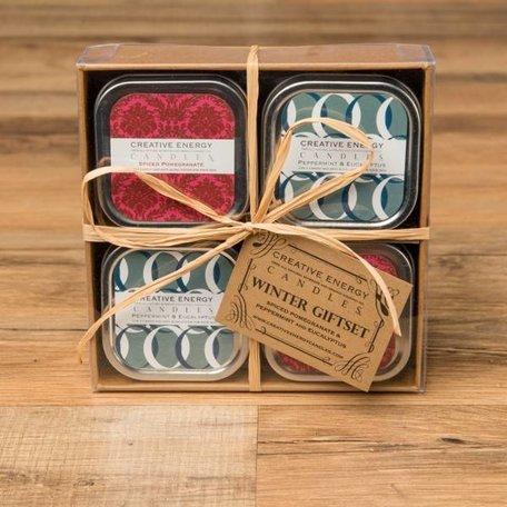 Creative Energy Winter Gift Set