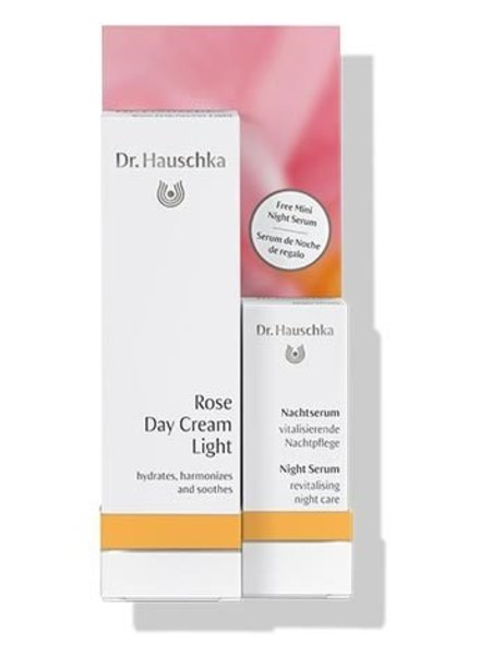 Dr. Hauschka Dr. Hauschka Rose Day Cream Light