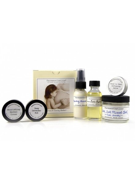 Farmaesthetics Farmaesthetics New and Nursing Mothers Gift Box