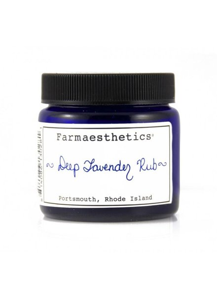 Farmaesthetics Farmaesthetics Deep Lavender Rub