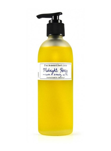 Farmaesthetics Farmaesthetics Midnight Honey Bath and Beauty Oil