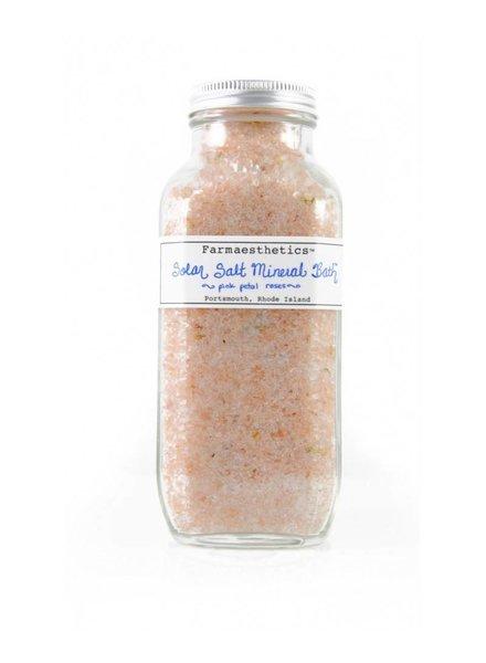 Farmaesthetics Farmaesthetics Pink Petal Roses Solar Salts