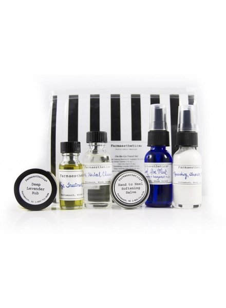 Farmaesthetics Farmaesthetics Travel Set