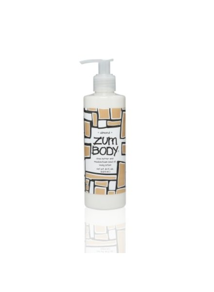 Indigo Wild Indigo Wild Zum Body Lotion Almond Pump