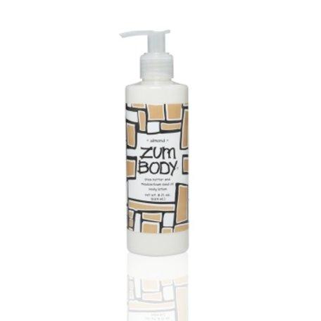 Indigo Wild Zum Body Lotion Almond Pump