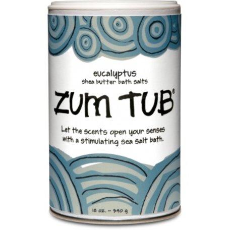 Indigo Wild Zum Tub  Bath Salts Eucalyptus