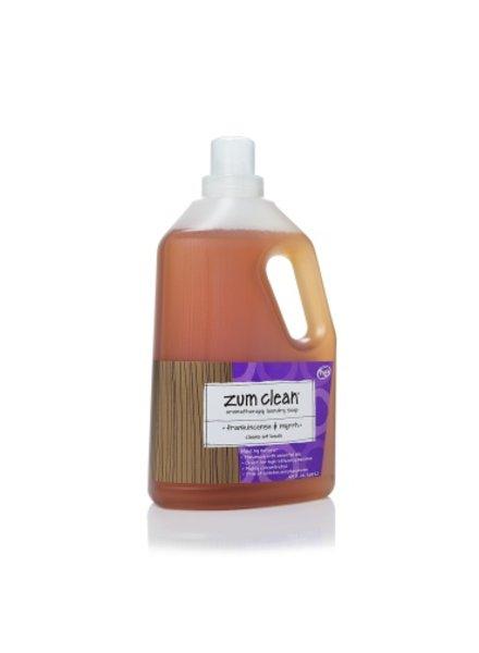 Indigo Wild Indigo Wild Zum Clean Laundry Frankincense Myrrh 64 oz