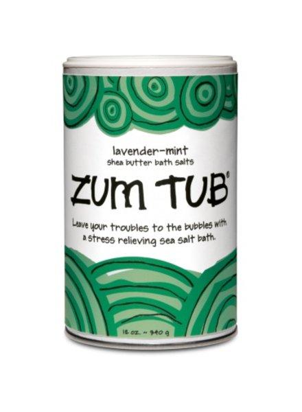 Indigo Wild Indigo Wild Zum Tub Bath Salts Lavender Mint