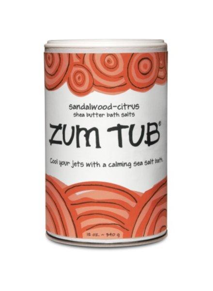 Indigo Wild Indigo Wild Zum Tub Bath Salts Sandalwood Citrus