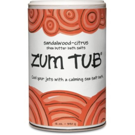 Indigo Wild Zum Tub Bath Salts Sandalwood Citrus