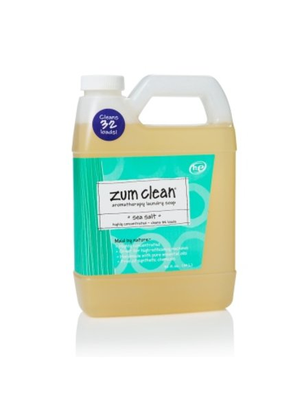 Indigo Wild Indigo Wild Zum Clean Laundry Sea Salt 32oz