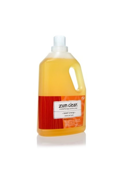 Indigo Wild Indigo Wild Zum Clean Laundry Sweet Orange 64oz