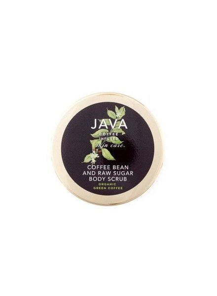 JAVA Skin Care Java Body Scrub 8 oz