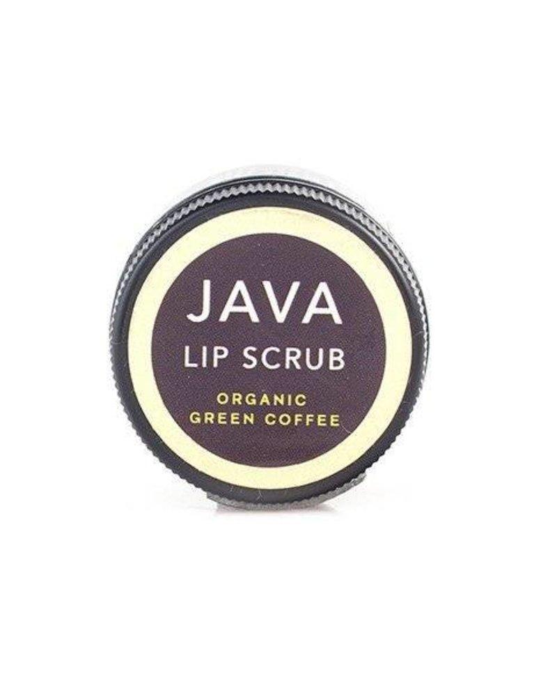 JAVA Skin Care Java Demitasse Lip Scrub