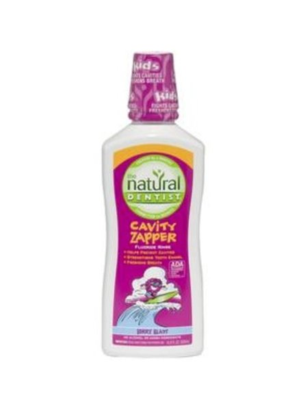 Natural Dentist Natural Dentist Fluoride Rinse Kids