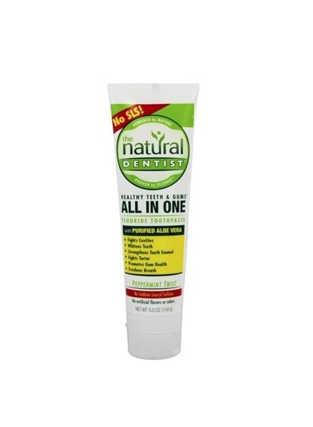 Natural Dentist Natural Dentist All In One Toothpaste Peppermint