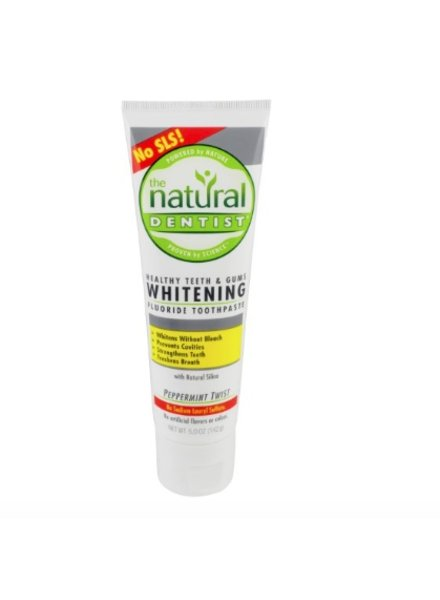 Natural Dentist Natural Dentist Whitening Toothpaste