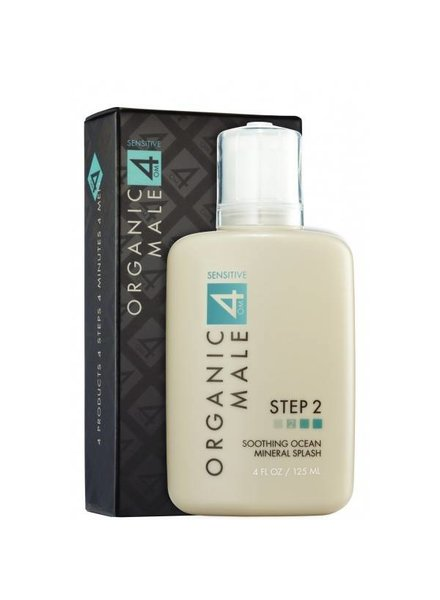 Om4Men Om4Men (Sensitive Step 2) Soothing Ocean Mineral Splash