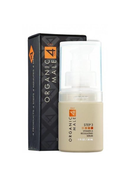 Om4Men Om4Men (Oily Step 3) Vitamin A Regulating Serum