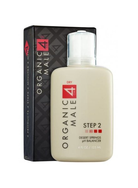 Om4Men Om4Men (Dry Step 2) Desert Springs pH Balancer