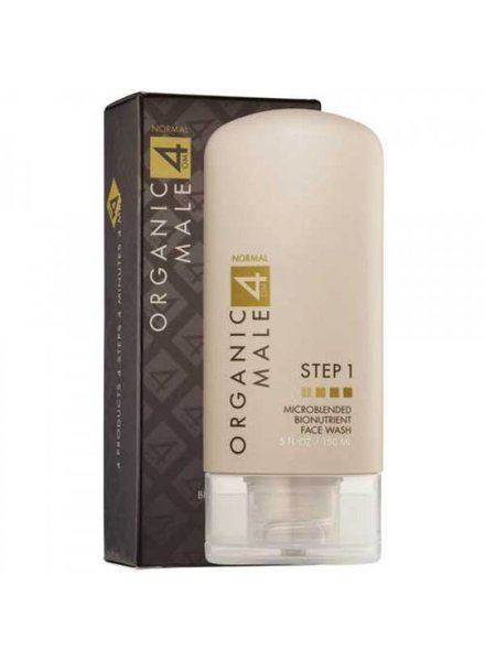 Om4Men Om4Men (Normal Step 1) Microblended Bionutrient Face Wash