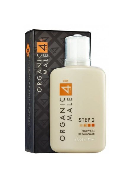 Om4Men Om4Men (Oily Step 2) Purifying pH Balancer