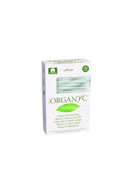 Organyc Organyc Cotton Swabs