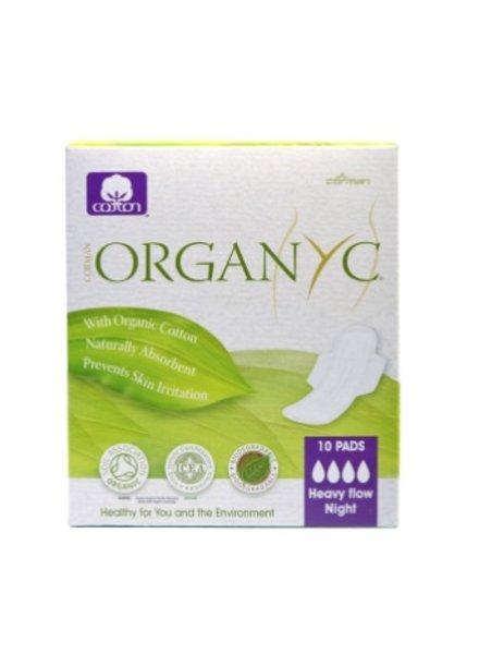 Organyc Organyc Feminine Night Pad