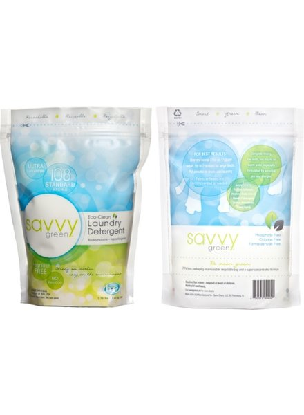Savvy Savvy Powder Laundry 2.7lb