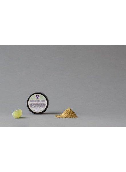 SoapWalla SoapWalla Citrus Deodorant Cream