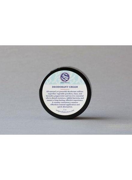 SoapWalla SoapWalla Deodorant Cream