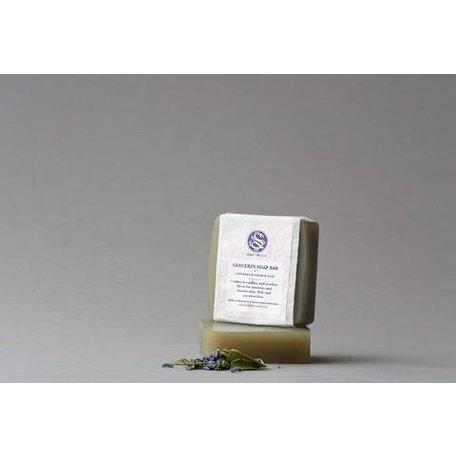 SoapWalla Lavender Clay Bar