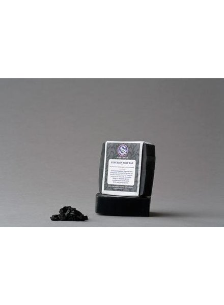 SoapWalla SoapWalla Activated Charcoal Bar