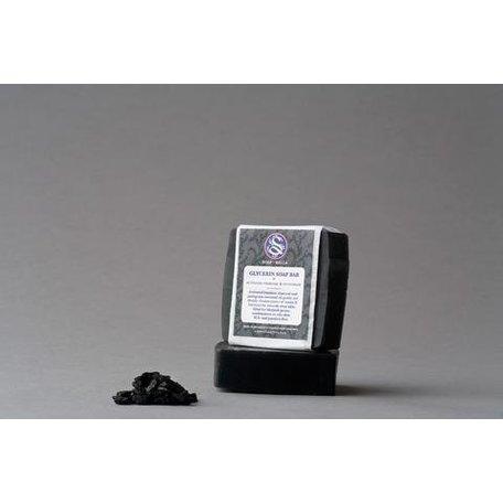 SoapWalla Activated Charcoal Bar