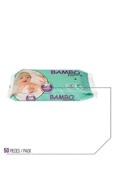 Bambo Bambo Nature Wipes